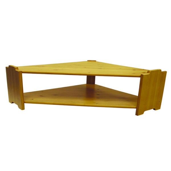 Hjørnereol 1 <br> D: 20cm H: 40cm (SHR1) 1